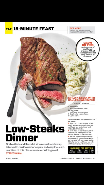 Muscle & Fitness Philippines screenshot-4