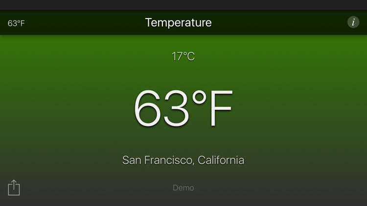 Temperature App screenshot-4