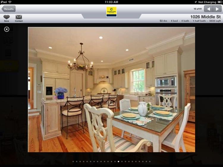Carolina One MOBILE for iPad