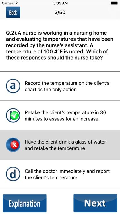 NCLEX-PN Quiz Practice