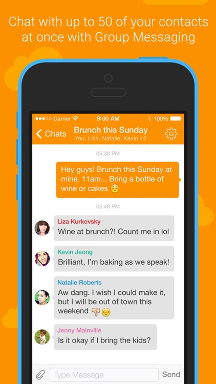 Vonage Mobile – Voice, Text, and Video screenshot-4