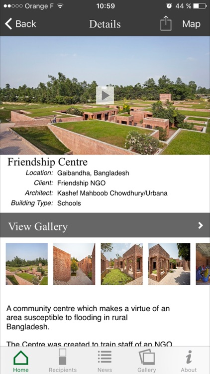 Aga Khan Award for Architecture screenshot-3