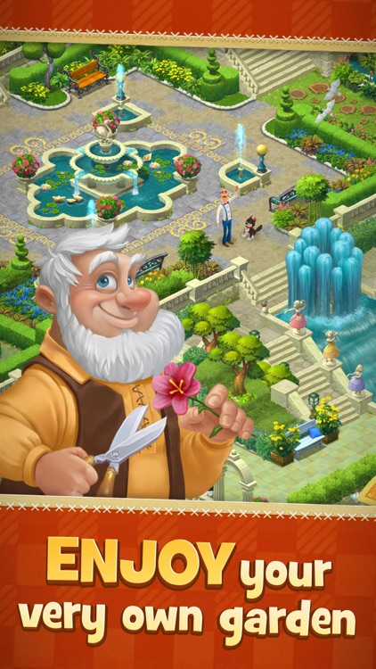 Gardenscapes By Playrix Games