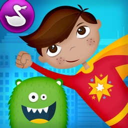 Superhero Comic Book Maker HD - by Duck Duck Moose