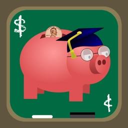 Professor Piggy Bank