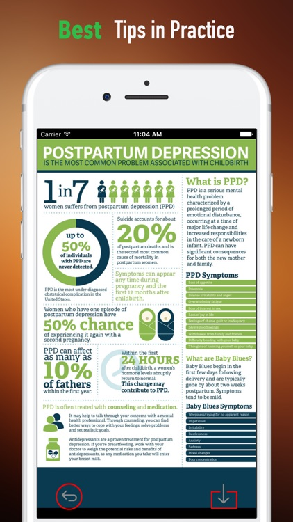 Overcome Postpartum Anxiety and Depression-Help screenshot-3