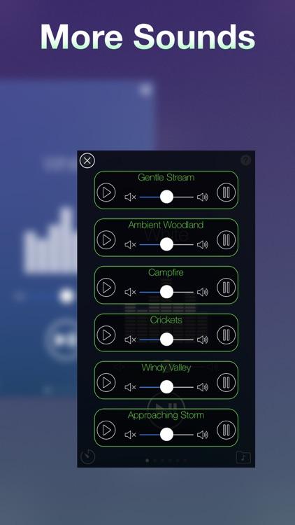 Noise Machine - White & Colored Noise Generator screenshot-4