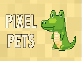 These Pixel Pets need a loving home