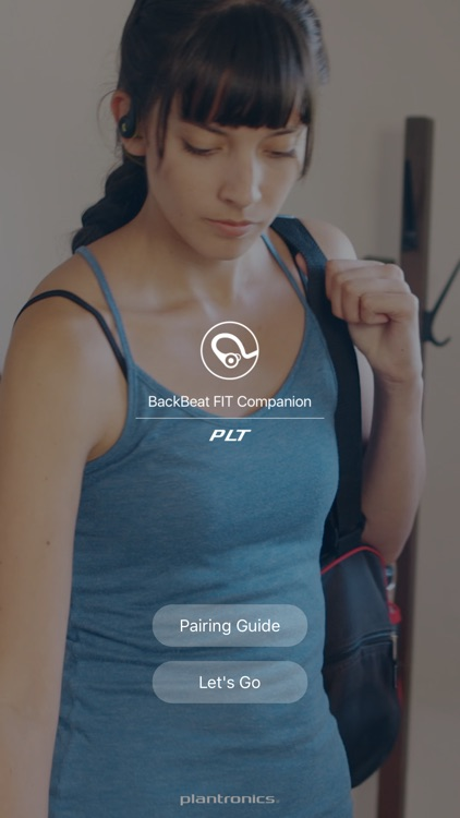 BackBeat FIT Companion