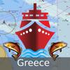 i-Boating:Greece Marine/Nautical Charts & Maps