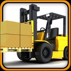 Construction City Forklift Driving Simulator 2017 icon