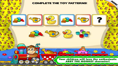 Toddler kids game - preschool learning games free screenshot three