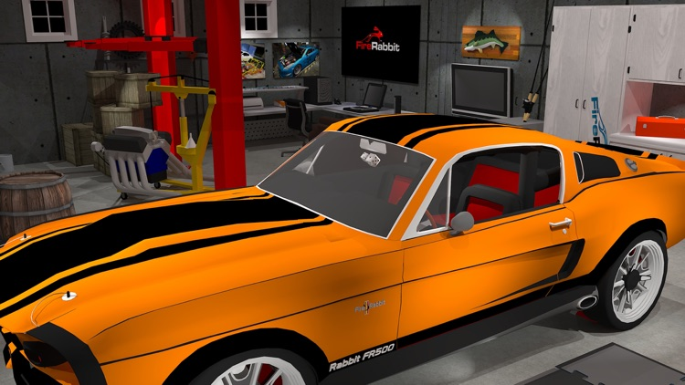 Fix My Car: Classic Muscle LITE screenshot-3