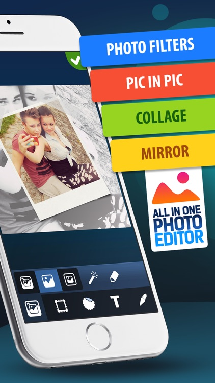 All In One Photo Editor Grid