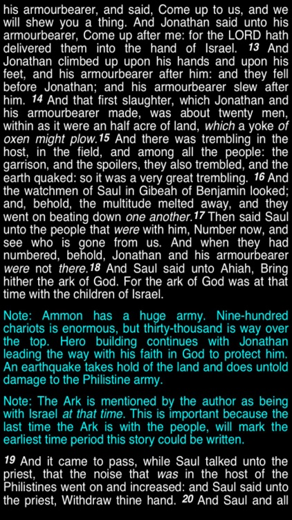 Summary King James Bible (part 3) screenshot-3