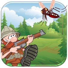 Activities of Zombie Bugs Attack - Kill The Flying Insects