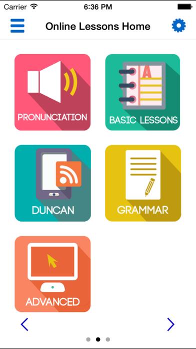 English Study For Spanish - Aprendiendo ingles screenshot one