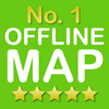 Parijs No.1 Offline Map