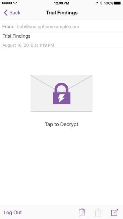 ForcEncrypt for Email