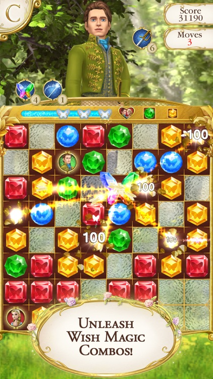 Cinderella Free Fall screenshot-1