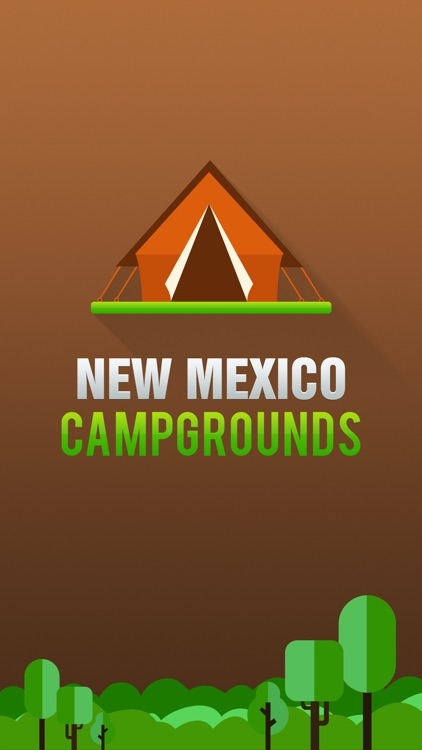 New Mexico Camping and RV Parks screenshot-0