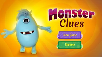 Monster Clues screenshot 1