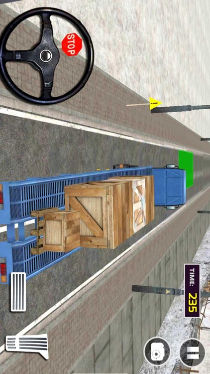 Cargo Truck Driver Simulator 2017