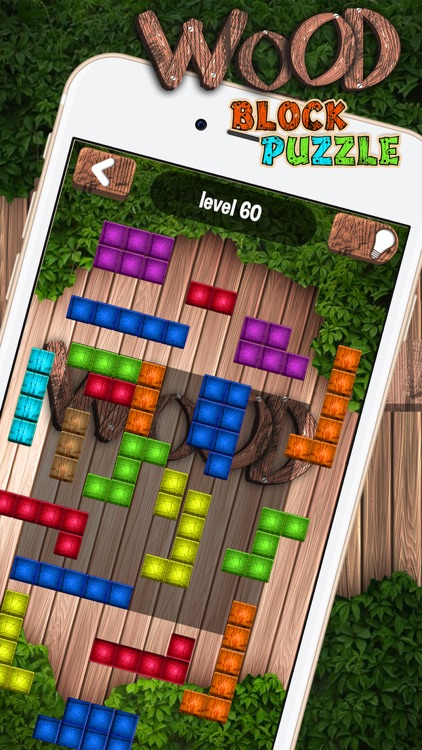 Wood Block Puzzle - Best Brick Match.ing Game screenshot-3