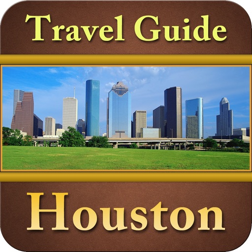 Houston Offline Map Travel Guide