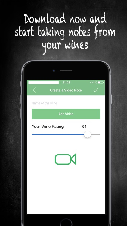 Wine Notes - Create professional tasting notes screenshot-4