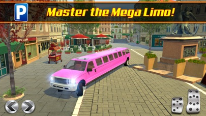 Limo Driving School a Valet Driver License Test Parking Simulatorのおすすめ画像5