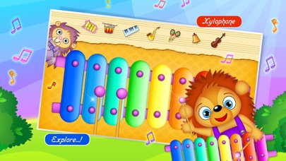 123 Kids Fun MUSIC - ... screenshot1