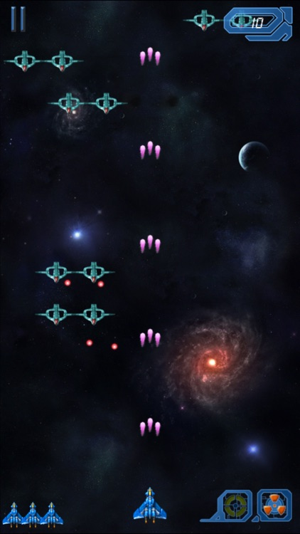 Driven Ship - Space Invaders Edition screenshot-3