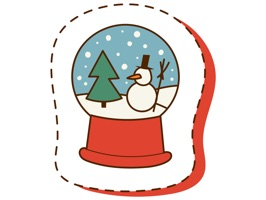 33 Christmas Holiday Stickers for iMessage