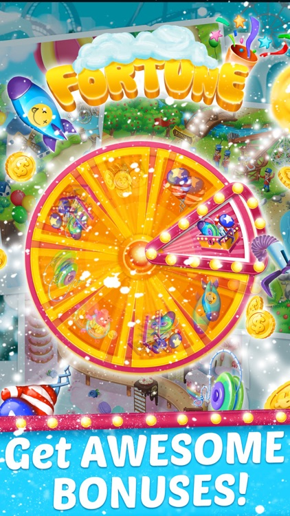Amusement Park Tour 2: Fun Xmas screenshot-2