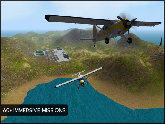 Avon Flight Simulator ™ 2015 screenshot