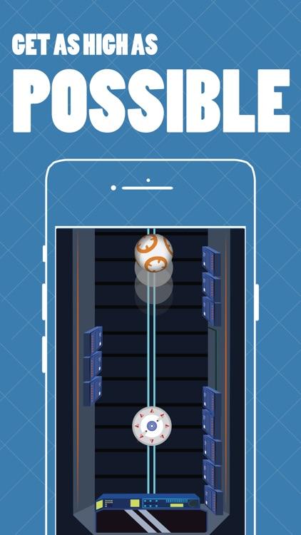 BumperBall. PinBall Space Arcade screenshot-4