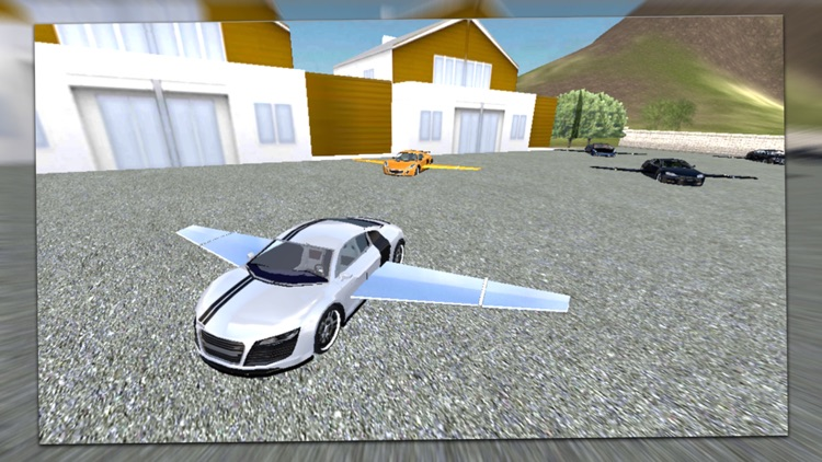 Flying Super Car 2020 screenshot-3