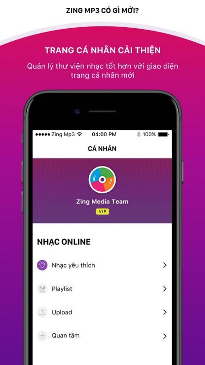 Zing MP3 - Đỉnh Cao Âm Nhạc screenshot-4