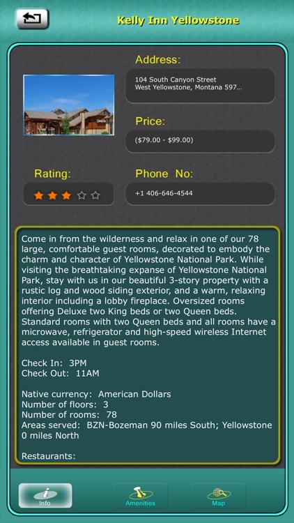 Yellowstone National Park Offline Travel Guide screenshot-3