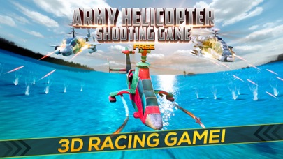 Army Helicopter Shooting Game: Flying Sim Games 3D