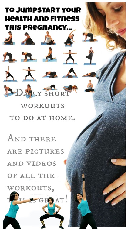 Health Pregnancy Exercise & Relaxation Instruction