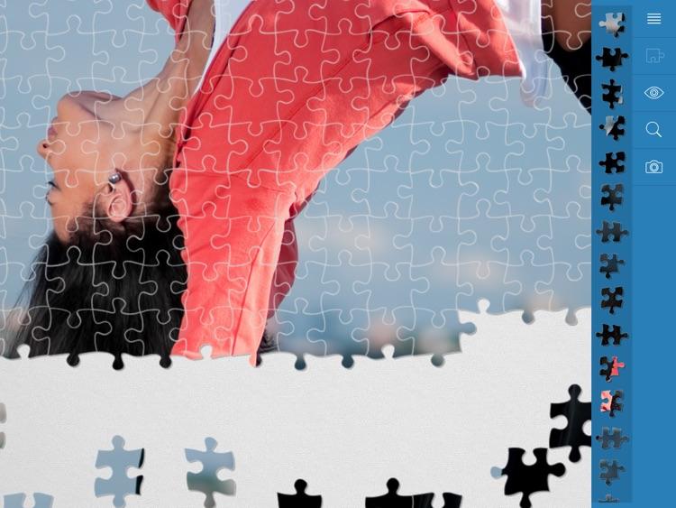 Jigsaw Puzzles Active Life screenshot-4