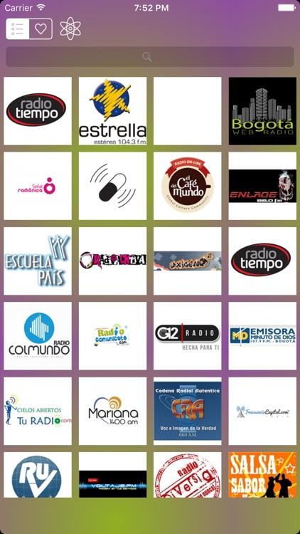 Radios de Colombia - Las mejores radios screenshot-3