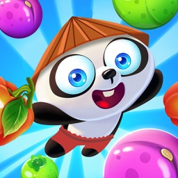 Fruit Farm Panda Premium: Blast Candy Mania Cookie