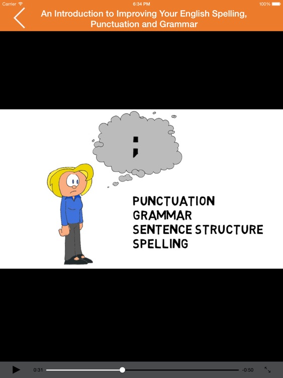 Improve Your English Spelling Punctuation Grammar by Nika Ha