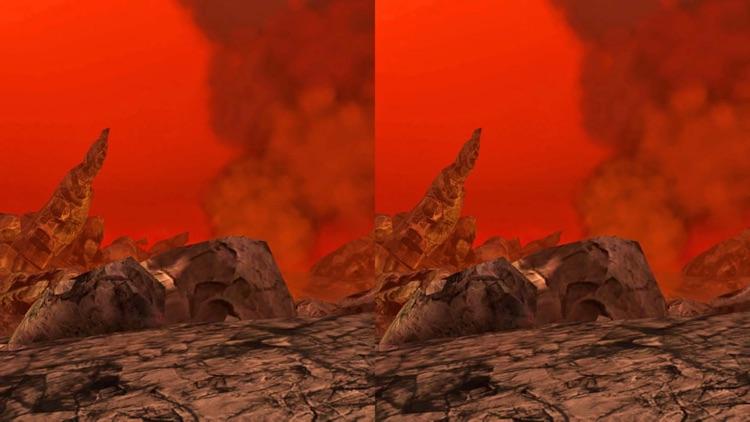 Vr Volcano Hill Adventure : A New Virtual Reality