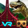 Nasir Butt - Real Dinosaur Roller Coaster:VR Jurassic Tour artwork