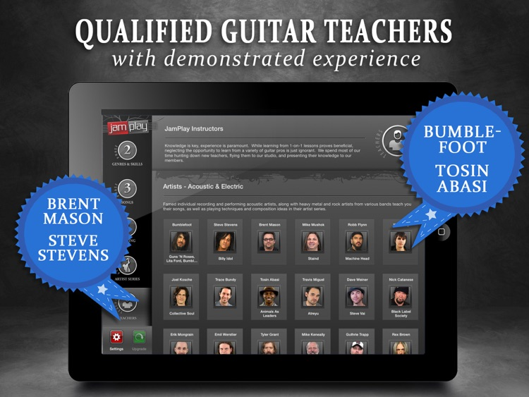 Guitar Lessons: JamPlay screenshot-3