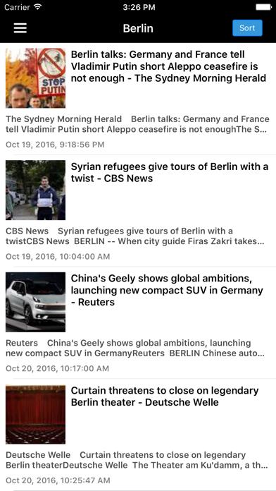 German News in English Proのおすすめ画像3
